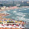 Mamaia, the Romanian coast