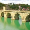 Bridges, symbols of Bosnia and Herzegovina