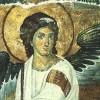 Beli anđeo – manastir Mileševa
