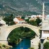 Mostar, Stari most na Neretvi