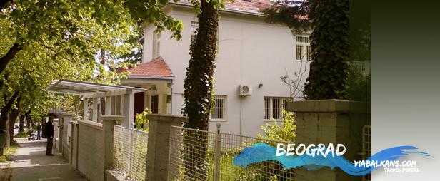 konzularni odjel Grad Beograd