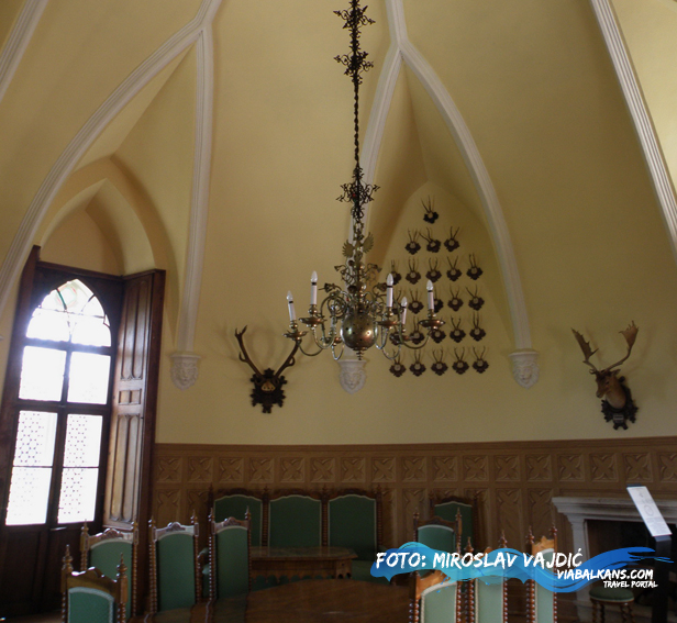 6 Trakošćan, srednjovjekovna bajka