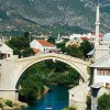 Mostar, Stari most na Neretvi