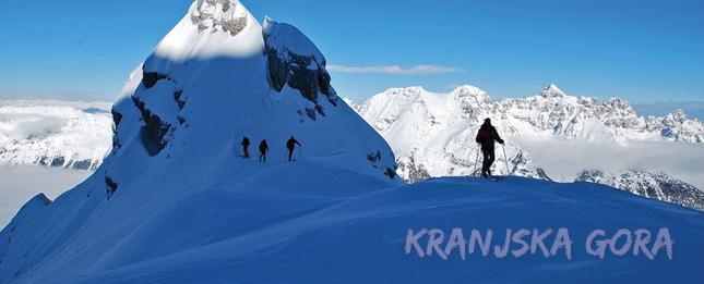 Kranjska Gora, ski center