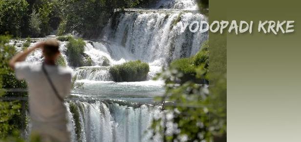 Vodopadi Krke