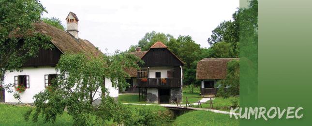 Ethnic village Kumrovec