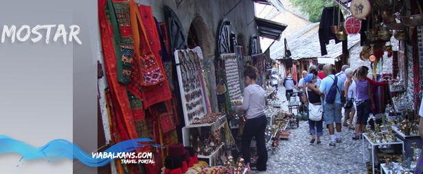 mostar carsija Mostar, Stari most na Neretvi