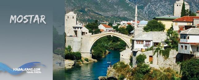 Bridges, symbols of Bosnia and Herzegovina