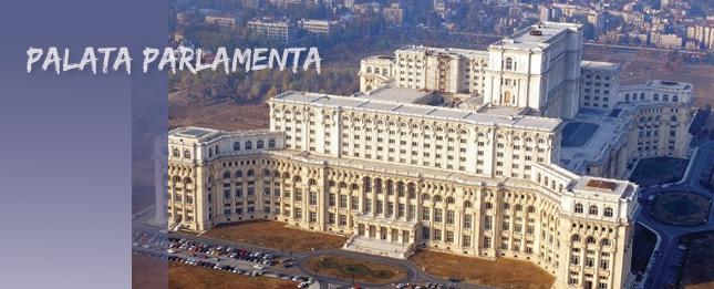 Palača Parlamenta, Bukurešt
