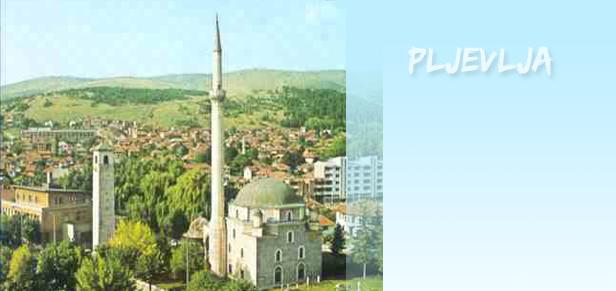 pljevlja Najviši minaret na poluotoku