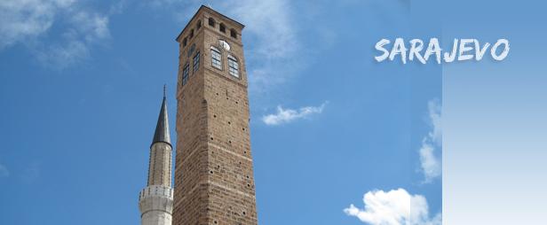 sarajevo dzamija Sarajevo, Olimpijski grad