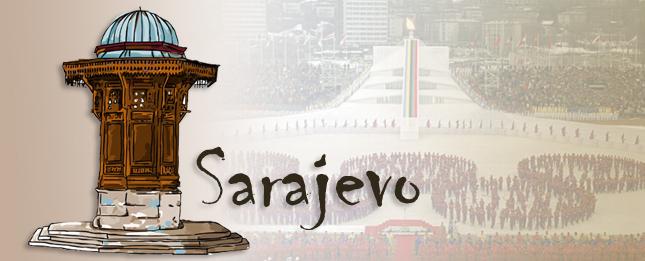 Sarajevo, Olimpijski grad