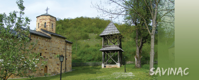 Savinac, little hamlet near Takovo, Serbia