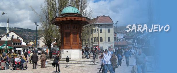 Sarajevo  sebilj česma