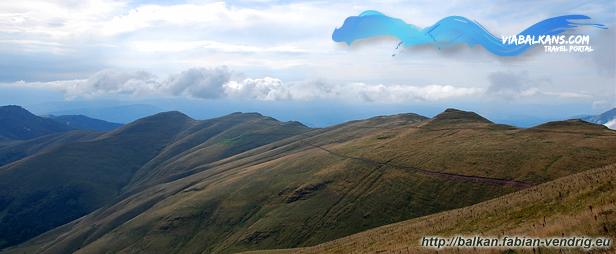stara planina Planina Balkan, park prirode i ski centar
