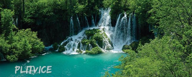Plitvice i Plitvička jezera