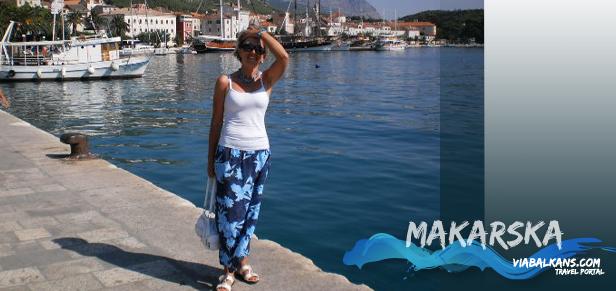 adelina u makarskoj Makarska