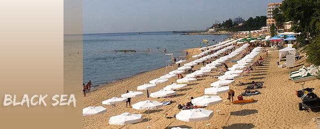 Crno more, dobro mjesto za odmor