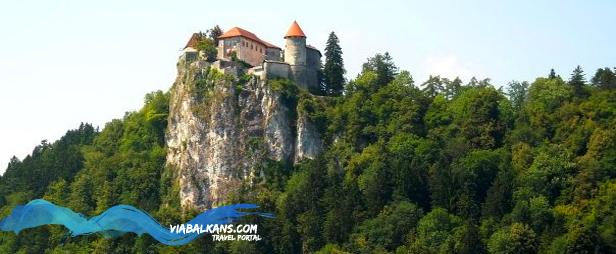bled dvorac Bled i Bledsko jezero