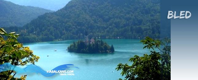 Bled i Bledsko jezero