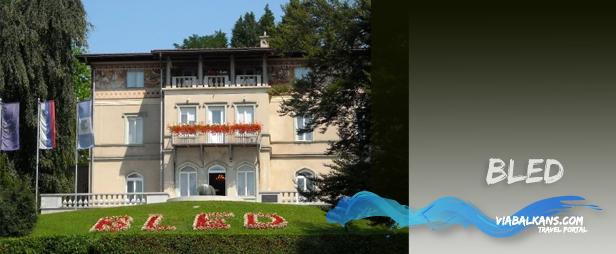 bled vila Bled i Bledsko jezero