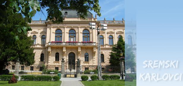 patrijarsijski dvor Sremski Karlovci, mjesto gdje su satovi stali