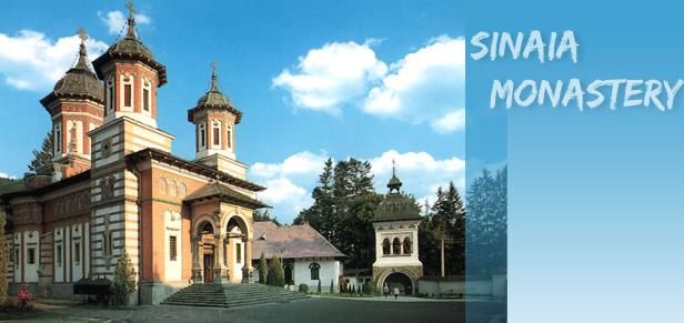 manastir Sinaja