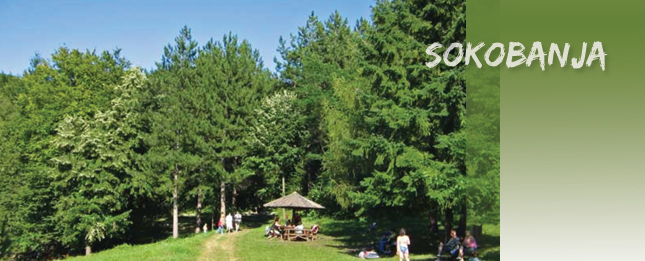 Sokobanja, treatments and enjoy – all in once
