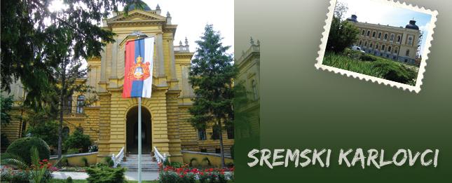 Sremski Karlovci, mjesto gdje su satovi stali