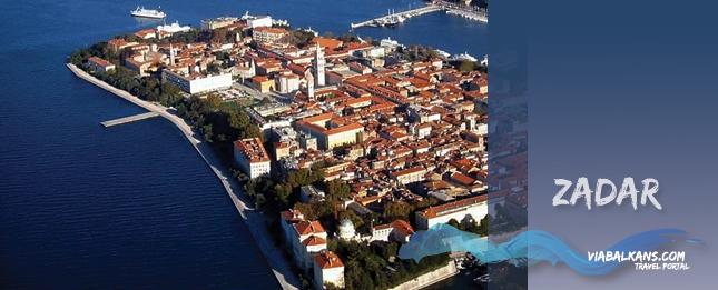 The Zadar, the Mediterranean heart