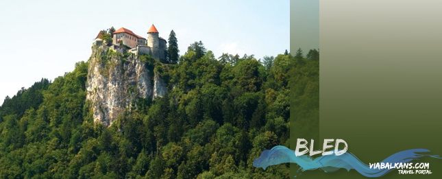 Bled Island, Slovenia's only one
