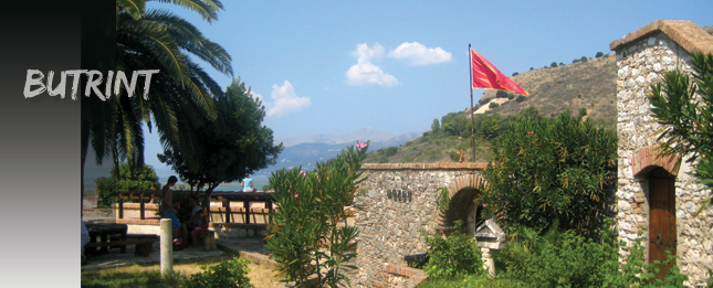 The Butrint National Park