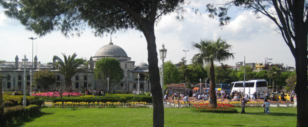 dolmabahce Istanbul, najveći grad na Balkanu