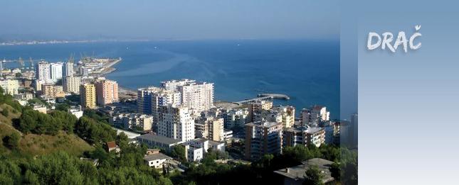 Drač, neotkrivene ljepote južnog Balkana