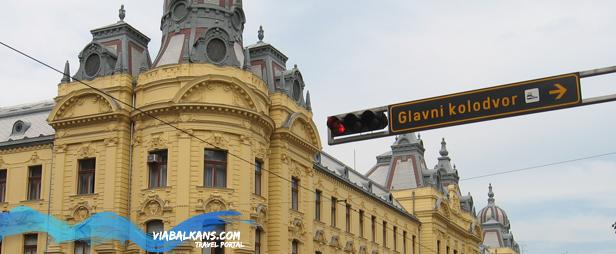 Glavni kolodvor Zagreb Još je lepši beli Zagreb grad...
