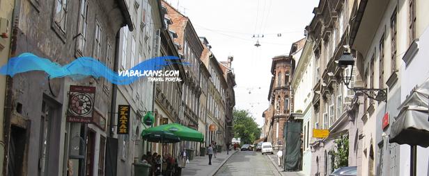 radiceva ulica zagreb Još je lepši beli Zagreb grad...