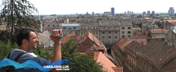 uspinjaca Još je lepši beli Zagreb grad...