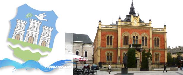 vladicanski dvor Novi Sad, EXIT i još po nešto...