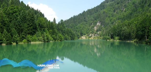 Jezero Zaovine - Planina Tara