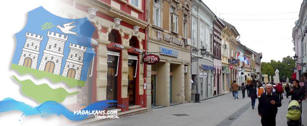 zmaj jovina ulica Novi Sad, EXIT i još po nešto...