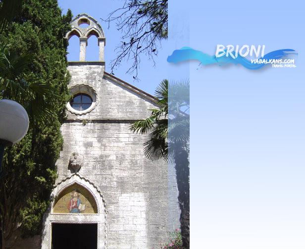 Crkva na brionima