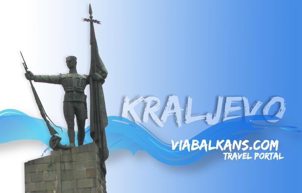 Kraljevo - spomenik