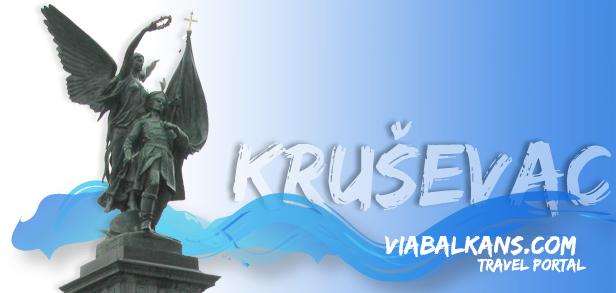 Spomenik u Kruševcu
