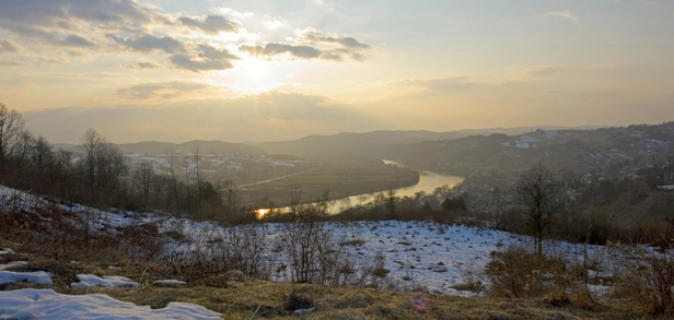 rijeka una HRVATSKA KOSTAJNICA   ČAROLIJA NA UNI