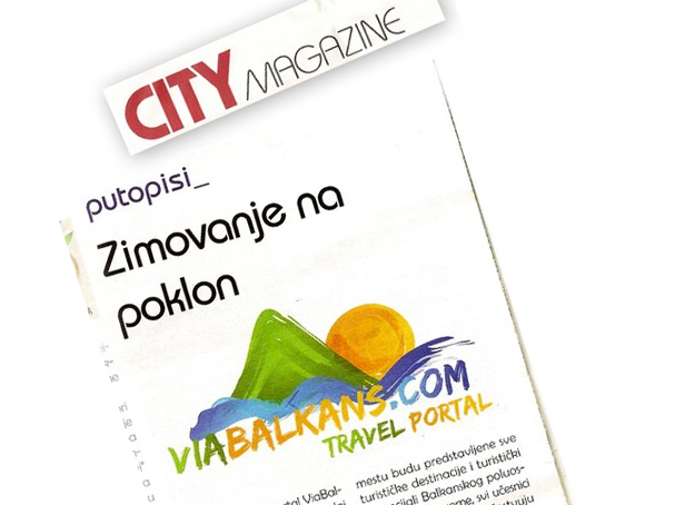 city magazine Drugi o nama