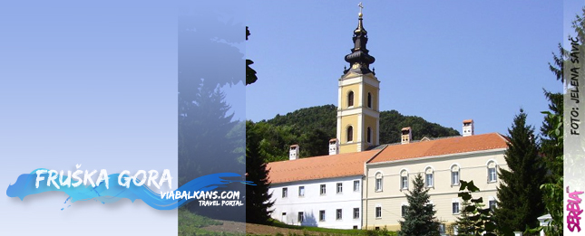 The National Park Fruška Gora