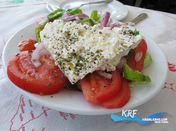 Grčka nacionalna kuhinja