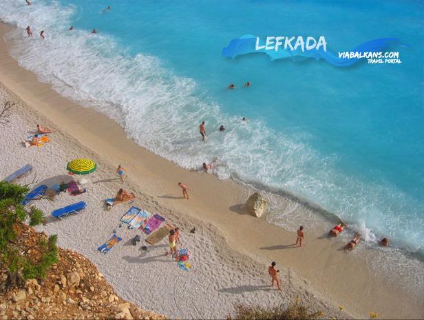 Ostrvo Lefkada