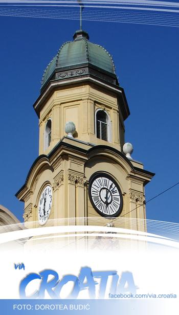 rijecki toranj Grad Rijeka