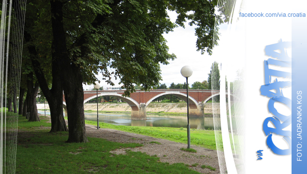 stari most u sisku Sisak, grad bitaka